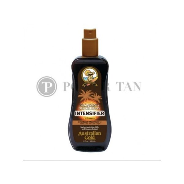 INTENSIFIER DRY OIL SPRAY AUSTRALIAN GOLD NA 7EVA