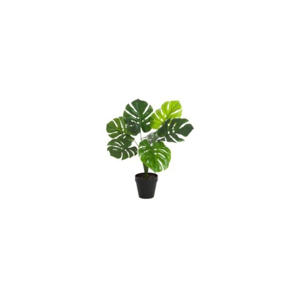 PLANTA MONSTERA ARTIFICIAL